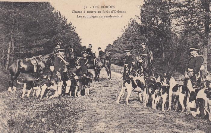 Chasse commune (R. Francbord) - Don de M. J. Prevotat (2)