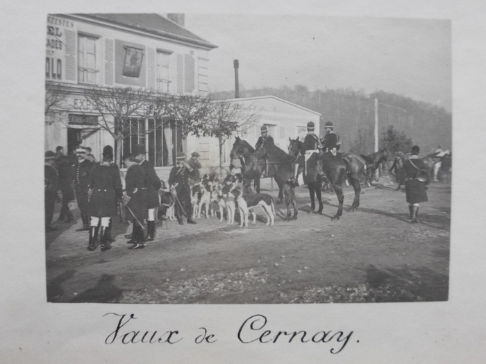 Equipage de Bonnelles - 1880 - 1900 (10)