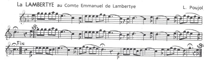La Lambertye