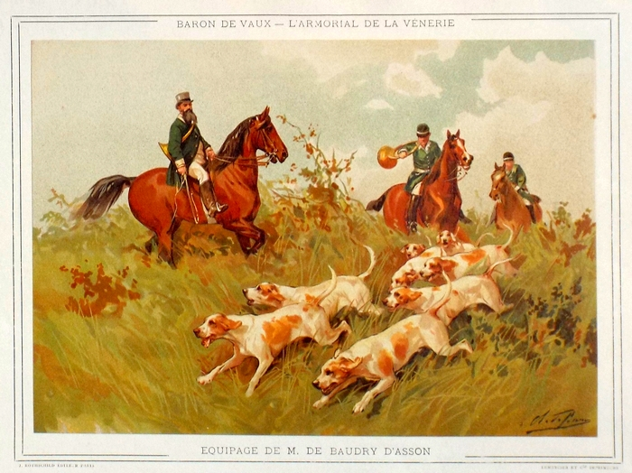 Charles-Maurice de Vaux - Fonteclose