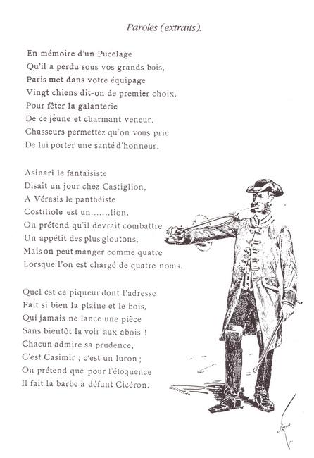 Paroles de La Piqu'Avant Morvand
