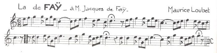 La de Faÿ