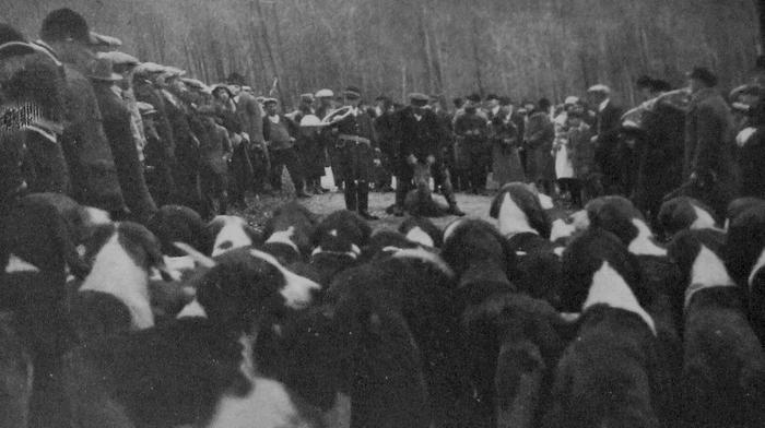 L'Equipage Menier - Collection A.-P. Baudesson - Don à la Société de Vènerie - 447