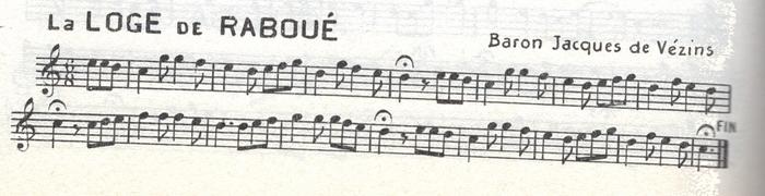 La Loge de Raboué (2)