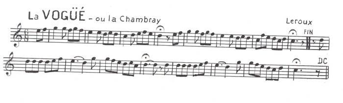 La Vogüé ou La Chambray