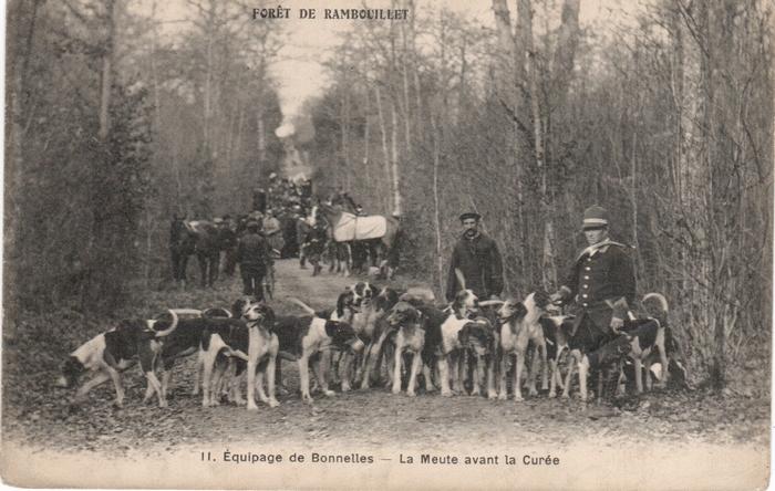 Equipage de Bonnelles Rambouillet