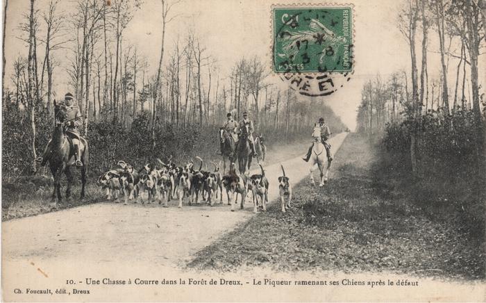 Cartes postales Claude Alphonse Leduc (17)