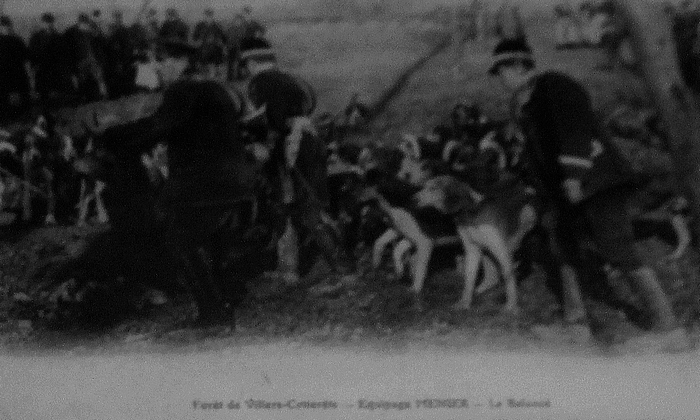 L'Equipage Menier - Collection A.-P. Baudesson - Don à la Société de Vènerie - 440