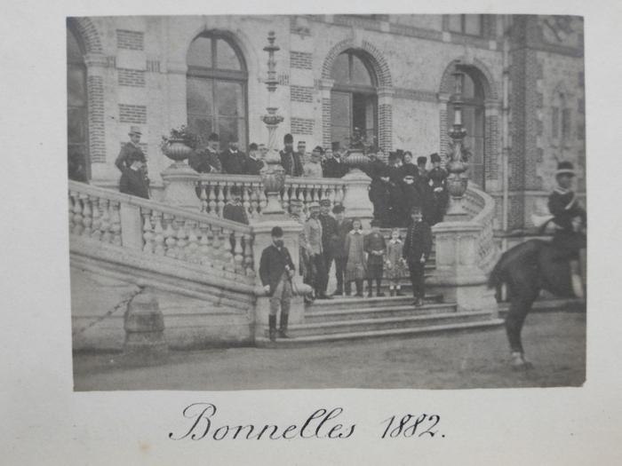 Equipage de Bonnelles - 1880 - 1900 (5)