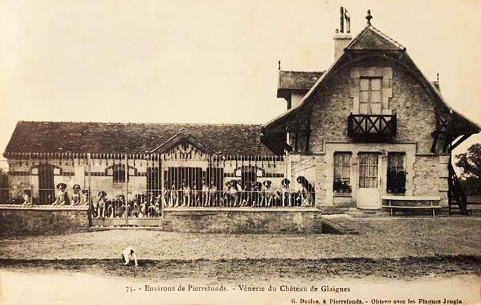 Carte postale (1900-1914) - Equipage Chézelles