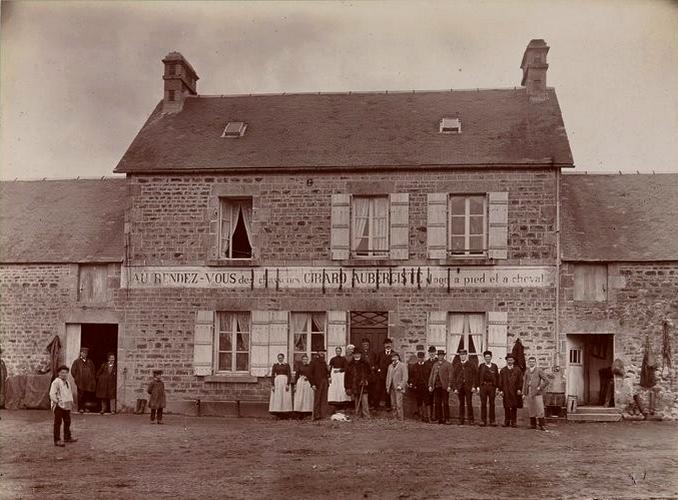 La Savate - Tiré de l'ouvrage L'Equipage du marquis de Chambray - Photos de Maurice de Gasté (1894) - Bnf (Gallica)