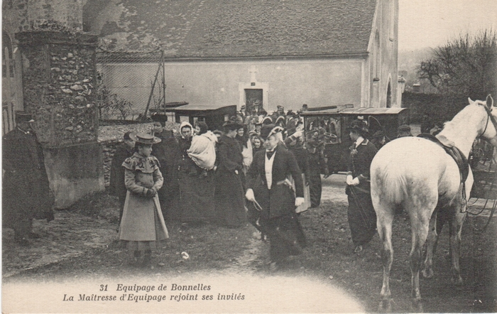 Equipage de Bonnelles Rambouillet (36)