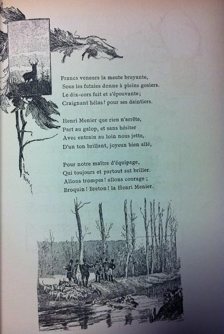Paroles de La Henri Menier