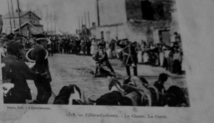 L'Equipage Menier - Collection A.-P. Baudesson - Don à la Société de Vènerie - 449