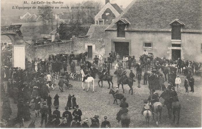Equipage de Bonnelles Rambouillet (12)