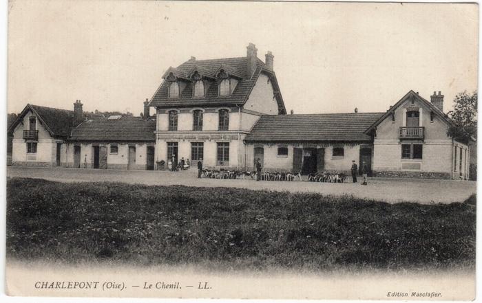 Rallie Vallière - © Collection Claude Alphonse Leduc - Château de Montpoupon
