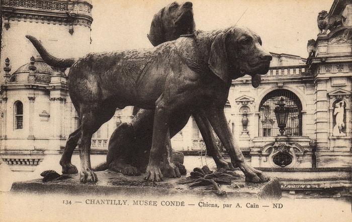 © Collection Claude Alphonse Leduc - Château de Montpoupon - Chantilly
