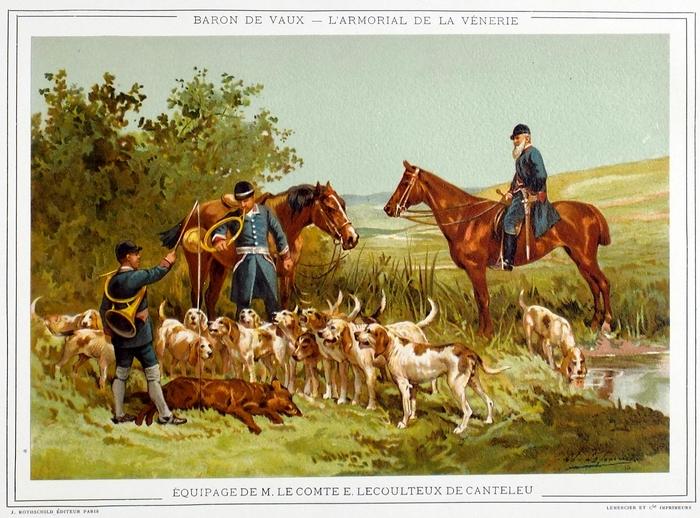 De Vaux - Archives Montpoupon