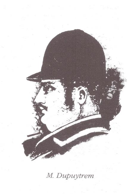 M. Dupuytrem (2) - Tiré de l'ouvrage Deux Siècles de Vènerie à travers la France - H. Tremblot de la Croix et B. Tollu (1988)