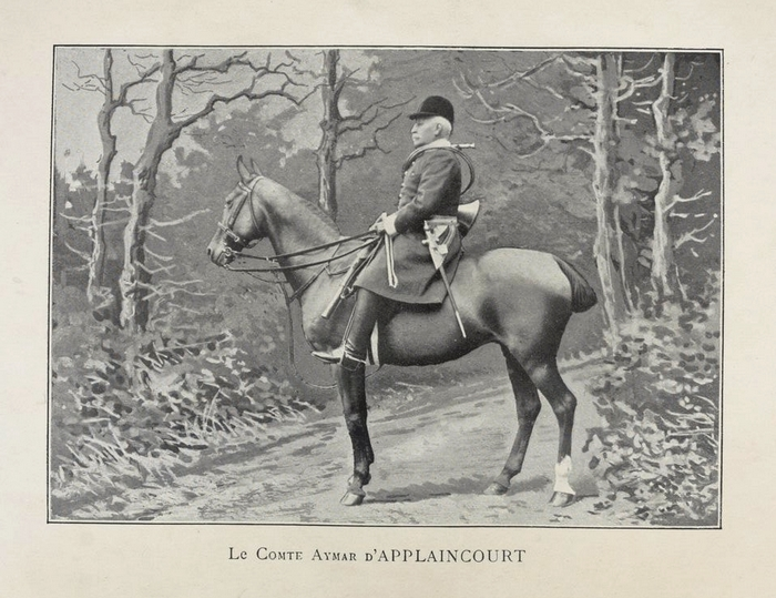 Equipage d'Applaincourt - Vautrait d'Applaincourt