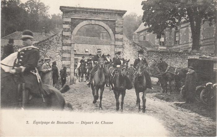 Equipage de Bonnelles Rambouillet (42)