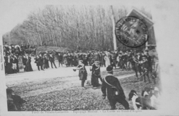 L'Equipage Menier - Collection A.-P. Baudesson - Don à la Société de Vènerie - 473