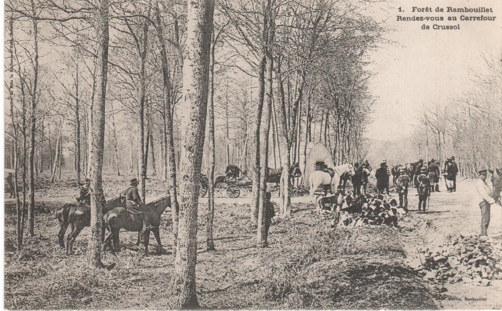Equipage de Bonnelles Rambouillet (29)
