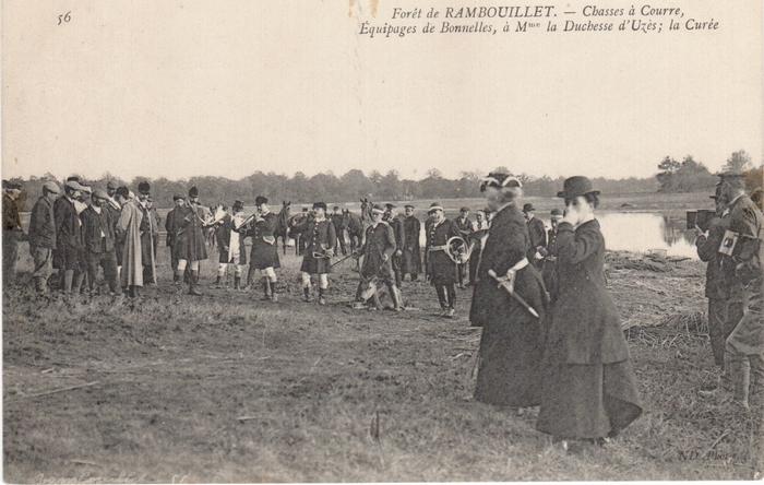 Equipage de Bonnelles Rambouillet (33)