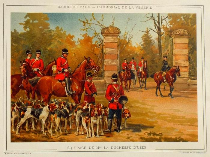 De Vaux - Equipage de Bonnelles Rambouillet