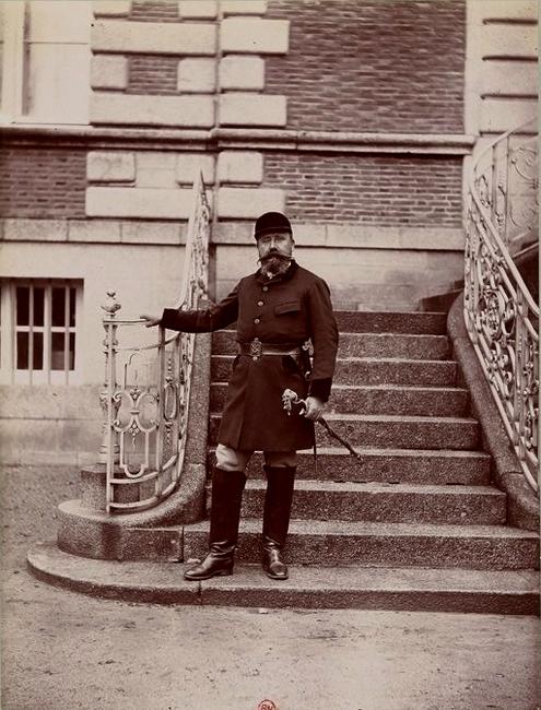 R. Beauregard - Tiré de l'ouvrage L'Equipage du marquis de Chambray - Photos de Maurice de Gasté (1894) - Bnf (Gallica)