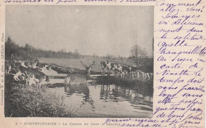 Vallons - Chantilly