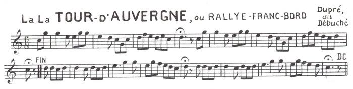 La La Tour d'Auvergne