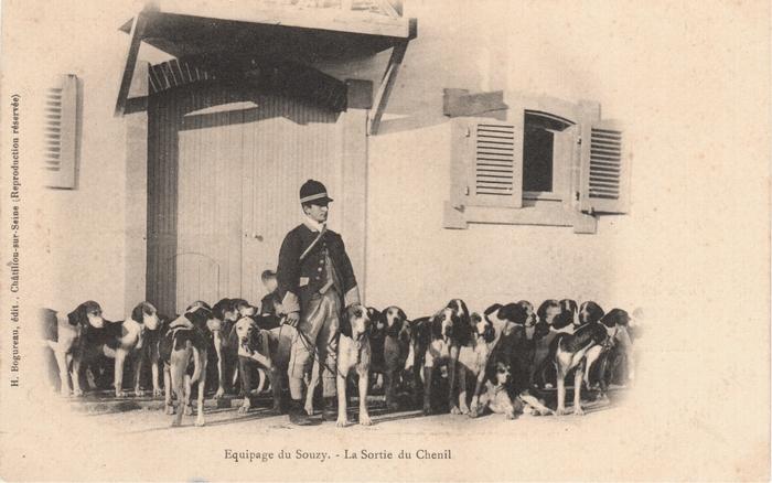 Cartes postales Claude Alphonse Leduc
