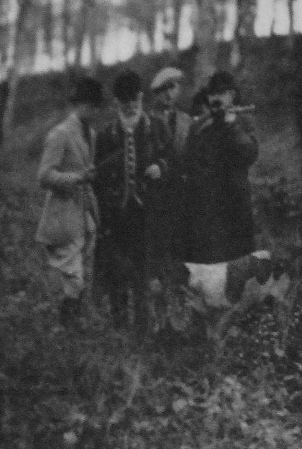 L'Equipage Menier - Collection A.-P. Baudesson - Don à la Société de Vènerie - 435