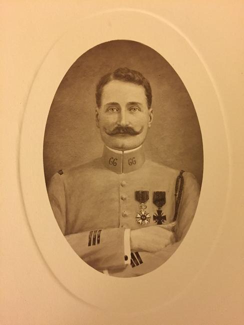 Don de M. Y. de Meynard