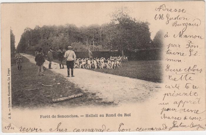 Chambray - © Collection Claude Alphonse Leduc - Château de Montpoupon