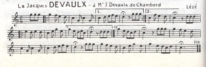 La Jacques Devaulx