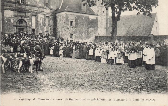 Equipage de Bonnelles Rambouillet (34)