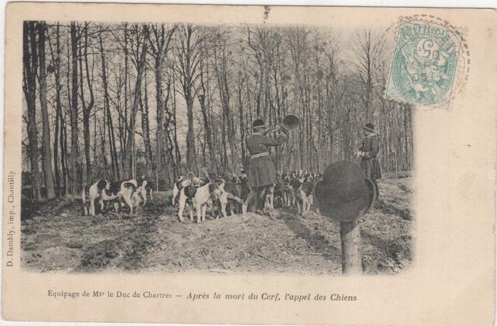Equipage du duc de Chartres (2)