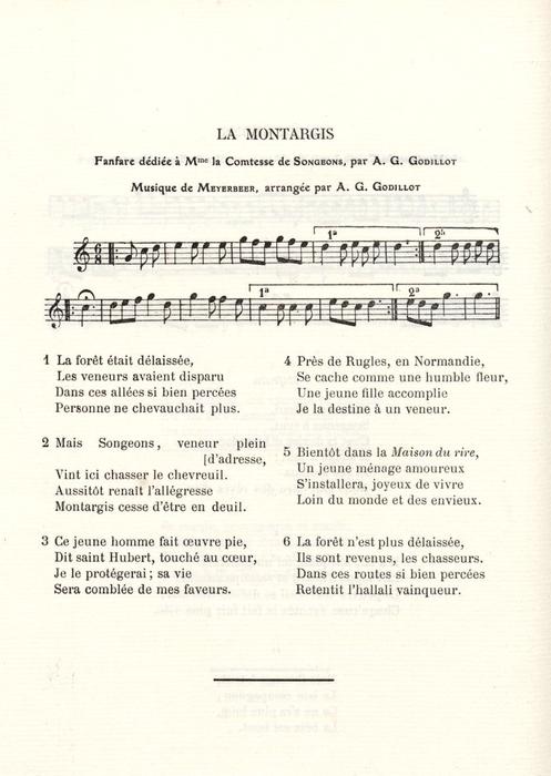 La Montargis