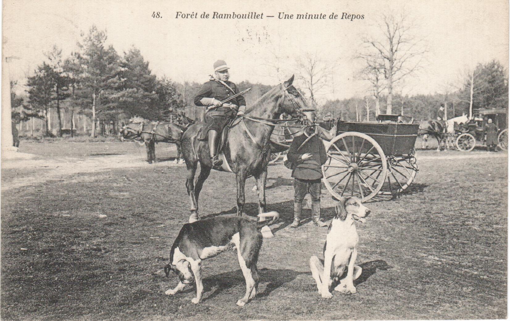 Equipage de Bonnelles Rambouillet (23)