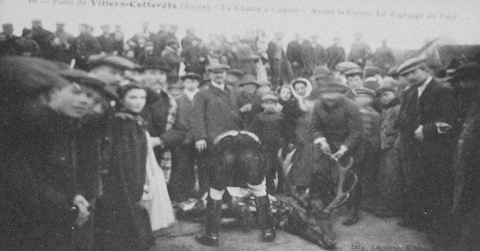 L'Equipage Menier - Collection A.-P. Baudesson - Don à la Société de Vènerie - 415
