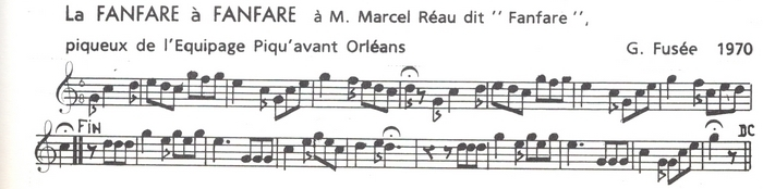 La Fanfare à Fanfare