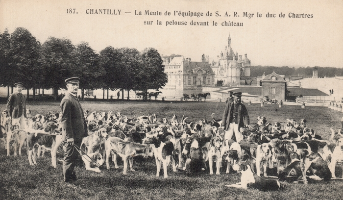 Equipage de Chantilly - Leduc