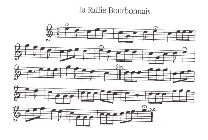 La Rallie Bourbonnais