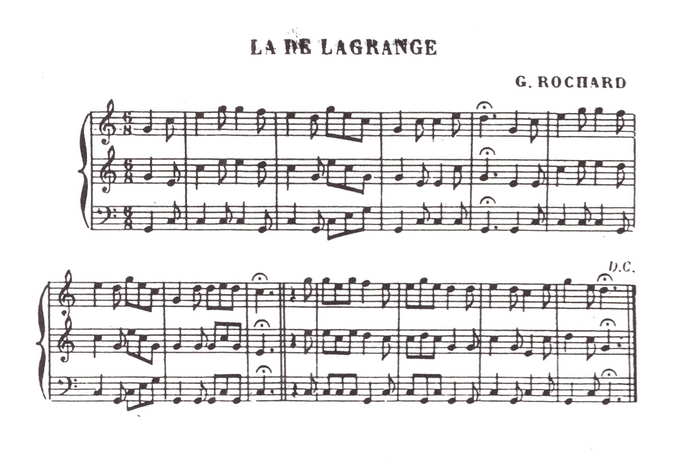 La De Lagrange