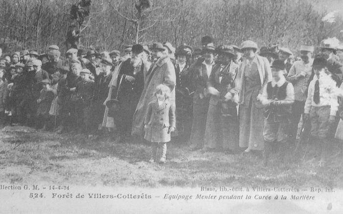 L'Equipage Menier - Collection A.-P. Baudesson - Don à la Société de Vènerie - 517