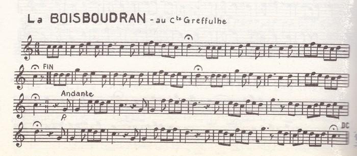 La Bois-Boudran