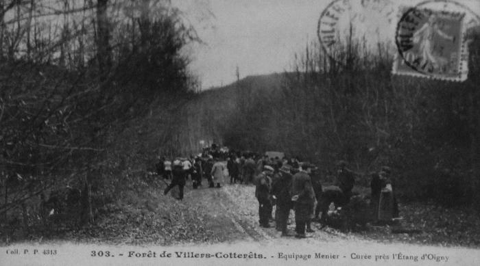 L'Equipage Menier - Collection A.-P. Baudesson - Don à la Société de Vènerie - 466