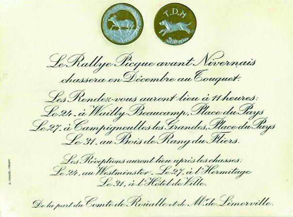 Carton d'invitation 1